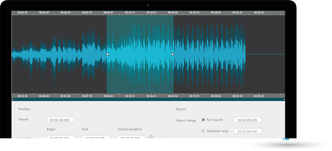 one-click audio recorder /