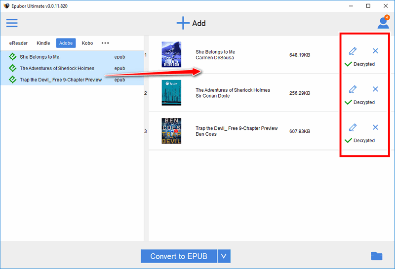 Free Download Epubor Pdf Drm Removal For Macbella Marcel