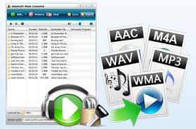 protected music file converter